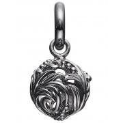 Story Charm 6008984 argintiu Ball cu Muster rhodiniert