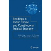 Readings in Public Choice and Constitutional Political Economy by Charles K. Rowley