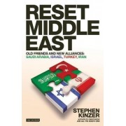 Reset Middle East by Stephen Kinzer