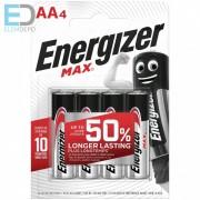 Energizer Max AA LR6 B4 ceruza elem