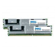 Dell - DDR2 - 8 Go: 2 x 4 Go - FB-DIMM 240-pin - 667 MHz / PC2-5300 - Pleinement mémorisé - ECC - pour PowerEdge 19XX, 29XX, M600, R900; PowerVault RD4000; Precision Fixed Workstation R5400