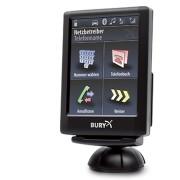 THB BURY CC9056 Kit Mains Libres Bluetooth A2DP avec Streaming MP3 et Ecran Couleur Tactile