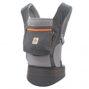 Ergobaby baby carrier collection performance (5.5 - 20 kg), Stone Grey