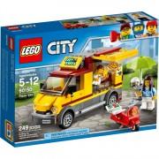 City - Pizza bestelwagen