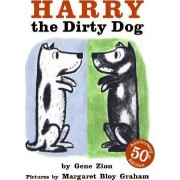 Harry the Dirty Dog HB by Gene Zion