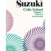 Suzuki Cello School, Vol 7 by Alfred Publishing