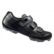 Pack Zapatillas Shimano XC31 Negras + Pedales Shimano M520
