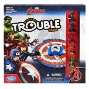 Marvel Avengers Trouble Pop-O-Matic Game