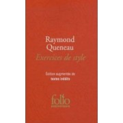Exercices de style by Raymond Queneau