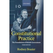 Constitutional Practice by Rodney Brazier