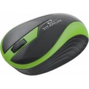 Mouse Wireless Esperanza TM113G Optic Verde