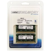 Crucial 16GB Kit (8GBx2) DDR3 1600 MT/s (PC3-12800) SODIMM 204-Pin Mémoire pour Mac - CT2C8G3S160BMCEU