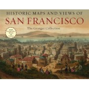 Historic Maps and Views of San Francisco by The Granger Collection