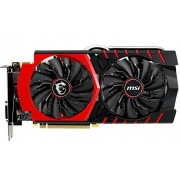 MSI - Scheda video 4 GB GTX 970 Gaming Edition 4G Twin Frozr V Nvidia PCI Express