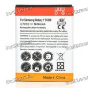 3.7V 1600mAh Batterie pour Samsung Galaxy Y S5360