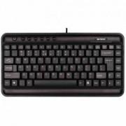 клавиатура A4 KB KL-5 X-SLIM MM USB BLCK