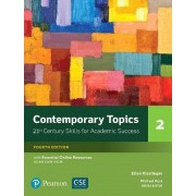 Contemporary Topics 2 with Essential Online Resources by Ellen Kisslinger