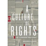 A Culture of Rights by James Benjamin