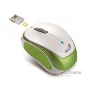Mouse wireless Genius Micro Traveler 9000R V2, verde