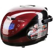 REDMOND RMC-M150E, Digital smart multicooker Rice Cooker, Deep Fryer, Slow Cooker, Food Steamer(5 L, Red)