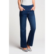Womens Capture SuperStretch Pull On Support Jeans - Antique Wash Trousers