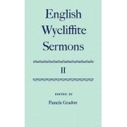 English Wycliffite Sermons: v.2 by John Wyclif