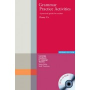 Grammar Practice Activities Paperback With CD-ROM by Penny Ur