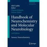 Handbook of Neurochemistry and Molecular Neurobiology 2007 by Abel Lajtha