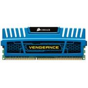 Memorie Corsair DDR3 Vengeance 4GB 1600MHz CL9 Blue