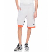 adidas Able 2 Defend Shorts White Orange