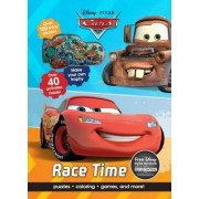 Disney Pixar Cars Race Time by Parragon Books Ltd