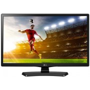 "Televizor LED LG 71 cm (28"") 28MT48DF-PZ, HD Ready, HDMI, SCART, CI (Negru) + Suport Perete TV / Monitor E-BODA Universal + Cartela SIM Orange PrePay, 6 euro credit, 4 GB internet 4G, 2,000 minute nationale si internationale fix sau SMS nationale din care"