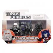 Transformers: Gyűjthető Figurák és 3D Puzzle Elemek 3 db-os