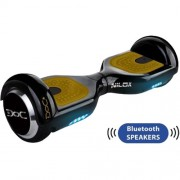Transportor Hoverboard Doc 2 Plus Bluetooth Auriu NILOX