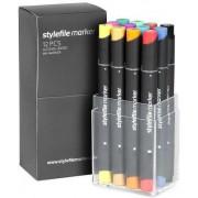 Stylefile Marker - Classic Set: Pastel Set