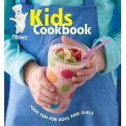 Pillsbury Kids Cookbook by Pillsbury Editors