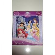 Disney Princess 100 Piece Puzzle - Princesses By a Castle