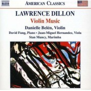 L. Dillon - Violin Chamber Music (0636943964422) (1 CD)