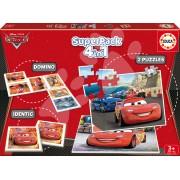 EDUCA 14927 SUPERPACK Mașini 2