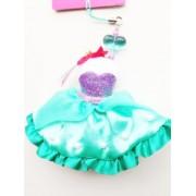 [Correa de limpiador del tel?fono m?vil] bienes Ariel Little Mermaid Disney Resort [limitado] (jap?n importaci?n)