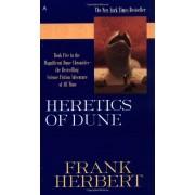 Heretics of Dune(Frank Herbert)