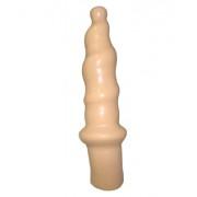 Plug Anal NEW MAGIC com Saliências em Espiral - 18 x 5,0 cm
