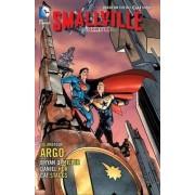 Smallville Season 11 Volume 4: Argo TP by Bryan Q. Miller