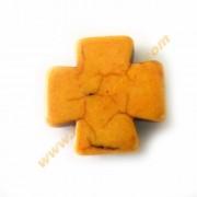 Cruz 20x20 milimetros color naranja (interior 1mm)