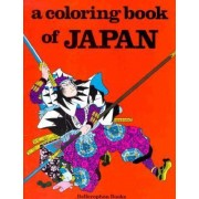 Japan-a Coloring Book by Bellerophon Books