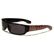 Luxusní sluneční brýle Locs LOC9003-BDNRD
