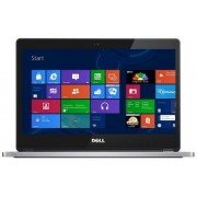 "Laptop Dell Inspiron 14 7437 (Procesor Intel® Core™ i7-4510U (4M Cache, up to 3.10 GHz), Haswell, 14""FHD, Touch, 8GB, 500GB, Intel HD Graphics 4400, USB 3.0, HDMI, Tastatura iluminata, Win8.1 64-bit)"