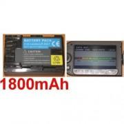 Batterie Pour CANON LP-E6 LPE6 EOS 5D Mark II, **INFOCHIP** **1800mAh**