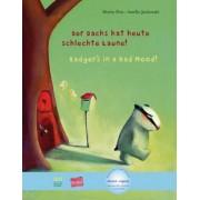 Der Dachs hat heute schlechte Laune! Kinderbuch Deutsch-Englisch by Moritz Petz