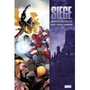 Siege: Mighty Avengers by Christos Gage